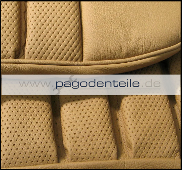 Leder Leather Interior Mercedes SL Pagoda 113